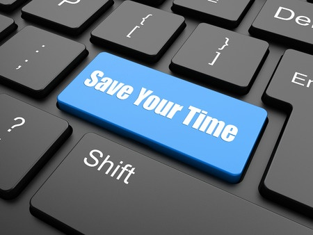 Save-Your-Time-Button