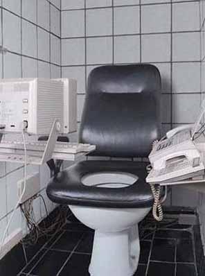Multitasking Throne