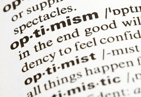 Definition of Optimism
